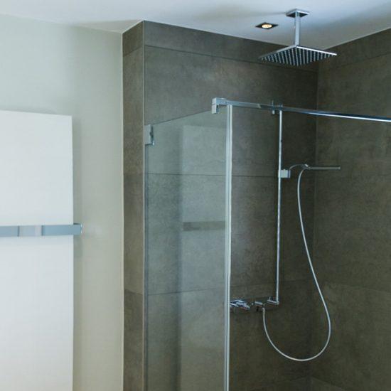 Badezimmer – Dusche