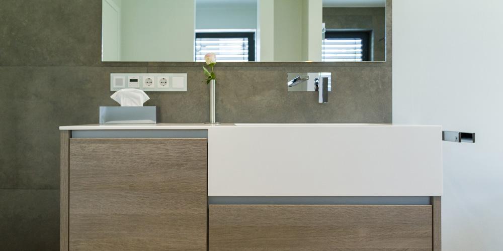 Badezimmer – Waschtisch